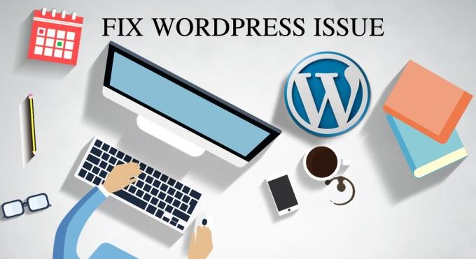 fix-wordpress issues