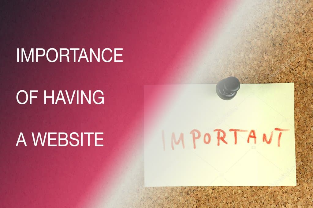 Why is it Important to Have a Website