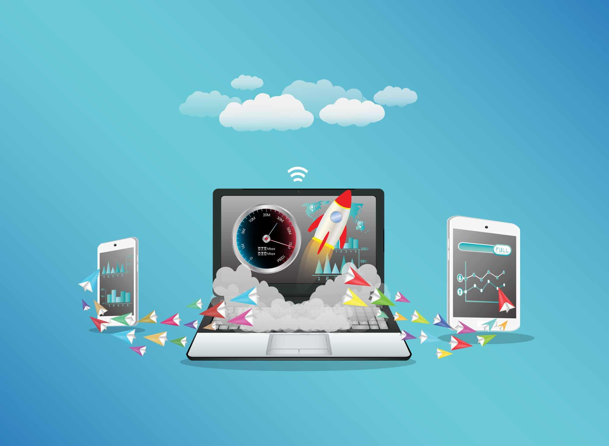 Website speed: How to optimise your WordPress site?